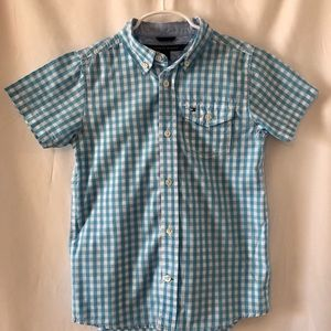 Tommy Hilfiger boys button down NWOT